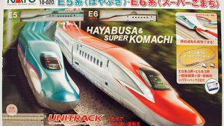 10-020 E5 Hayabusa/E6 Super-Komachi Double Track Starter Set