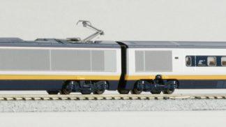 10-1296 Kato Eurostar Coach Extension Set Classic Livery (4 cars