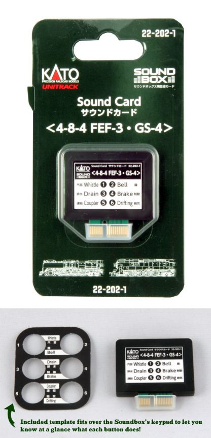 22-202-1 Sound Card 4-8-4 FEF-3 and GS-4