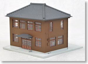 23-457B Forwarding Office - Brown