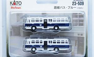 23-509 Bus set - Blue 2pcs