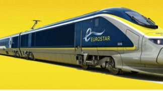GMKS006 Kato Eurostar (New Livery) Starter Set