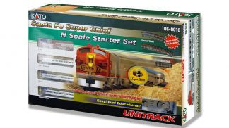 106-0018 Santa Fe Super Chief Starter Set